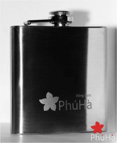 Phú Hà Hip Flask